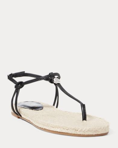 Makayla Leather Sandal