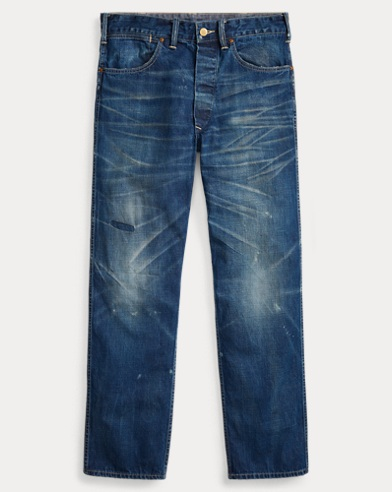 Straight Fit Carpenter Jean