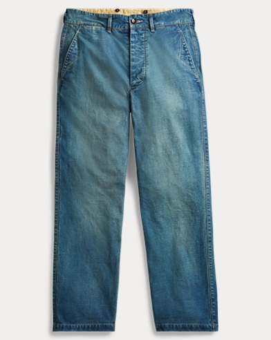 Limited-Edition Straight Pant