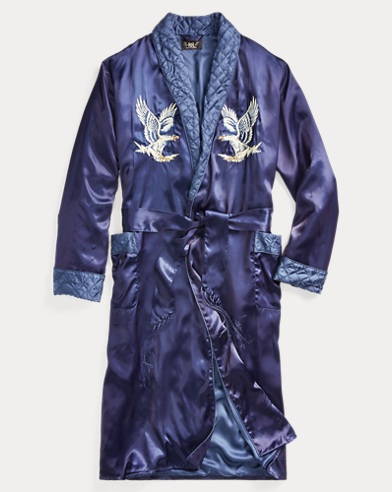 Limited-Edition Souvenir Robe