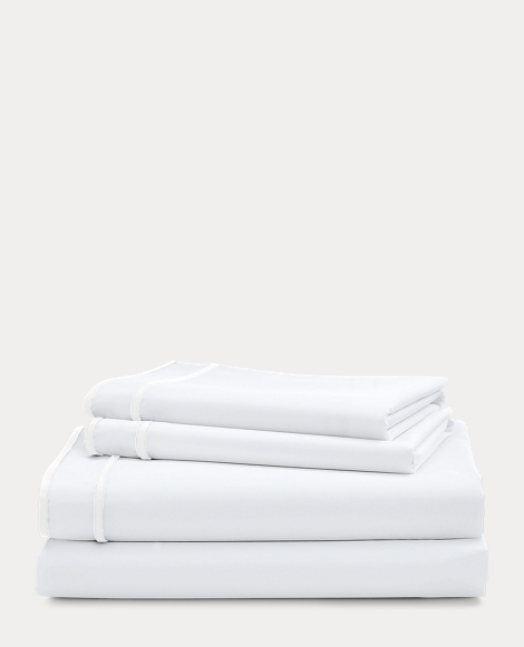 Spencer Border Sheet Set