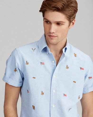 Classic Fit Americana Shirt