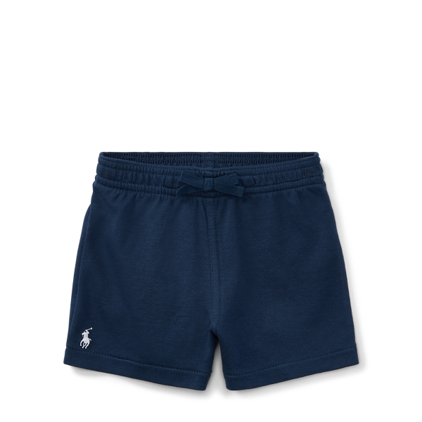 Cotton Interlock Short by Ralph Lauren
