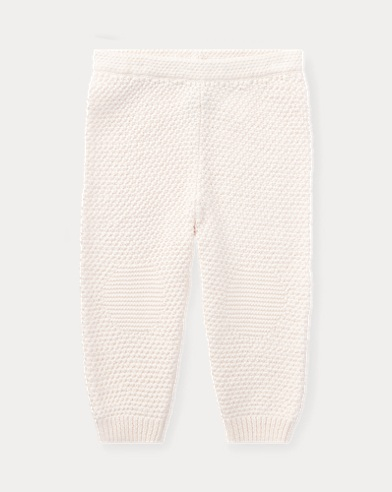 Combed Cotton Pull-On Pant