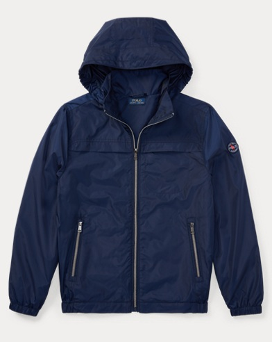 Packable Hooded Anorak
