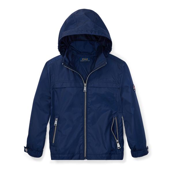 Packable Hooded Anorak by Ralph Lauren