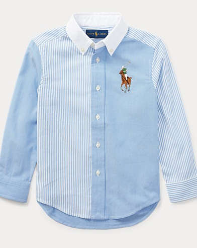 Performance Oxford Shirt