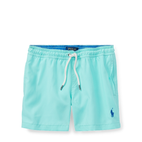 Hawaiian Twill Swim Trunk by Ralph Lauren