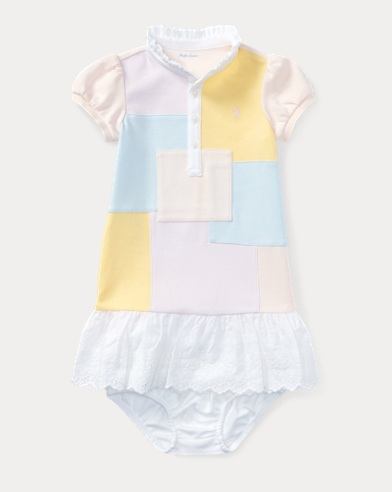 Patchwork Dress & Bloomer