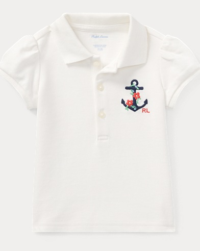 Anchor Cotton Polo Shirt