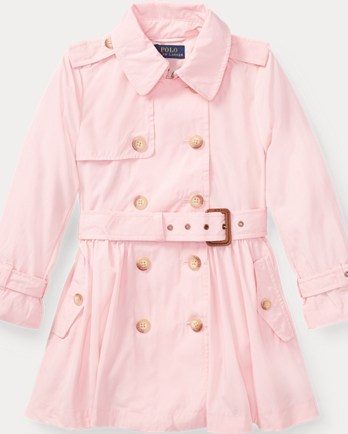 Lightweight Trench Coat by Ralph Lauren
