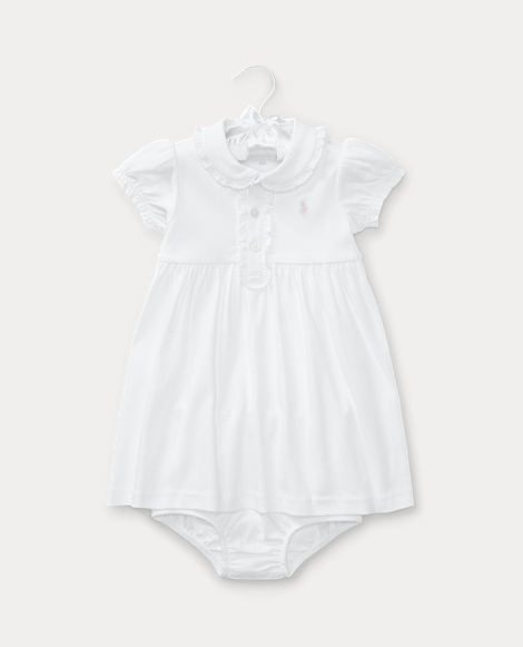 Cotton Dress & Bloomer