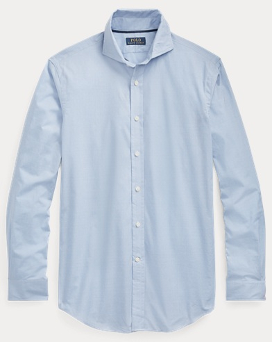 Classic Fit Poplin Shirt. Polo Ralph Lauren
