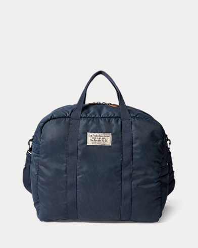Coated Nylon Tote
