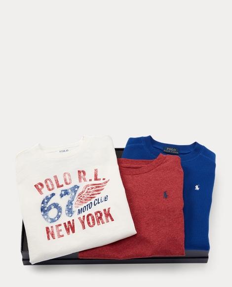 T-Shirt 3-Piece Gift Set
