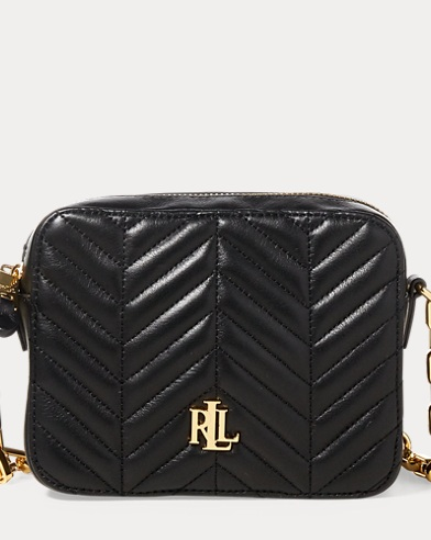 Quilted Payton Crossbody Bag