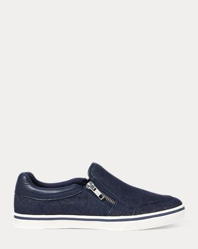 Jeorgia Denim Slip-On Sneaker