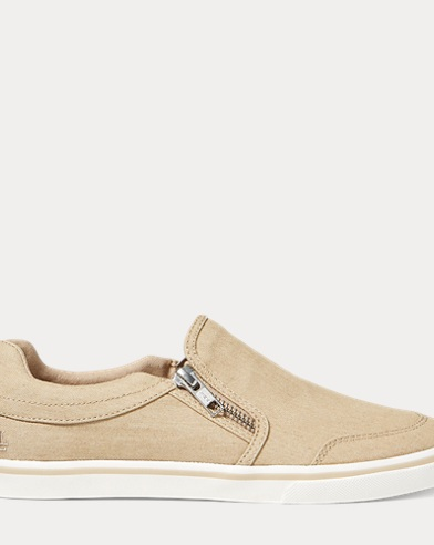 Jeorgia Denim Slip-On Sneaker
