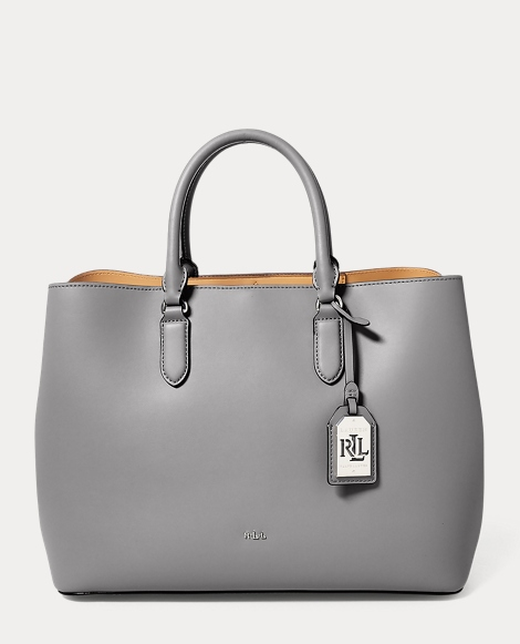 Leather Marcy Tote