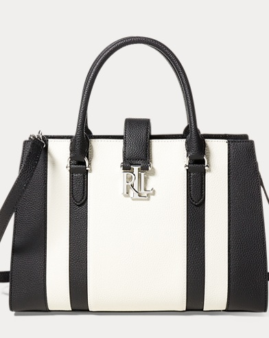 Two-Tone Brigitte II Satchel