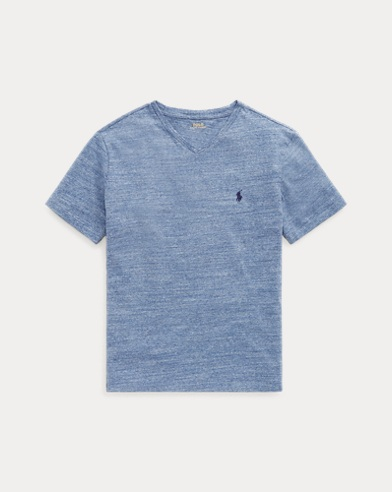 Standard Fit V-Neck T-Shirt