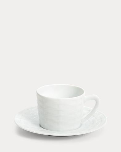 Belcourt Teacup & Saucer