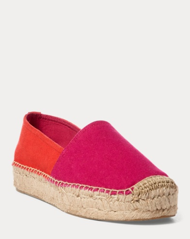Joanne Color-Block Espadrille