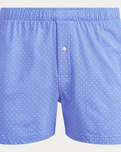 Cotton-Modal Jersey Boxer