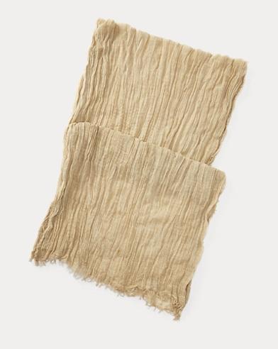 Lightweight Cotton Scarf