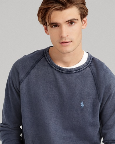 Cotton Spa Terry Sweatshirt