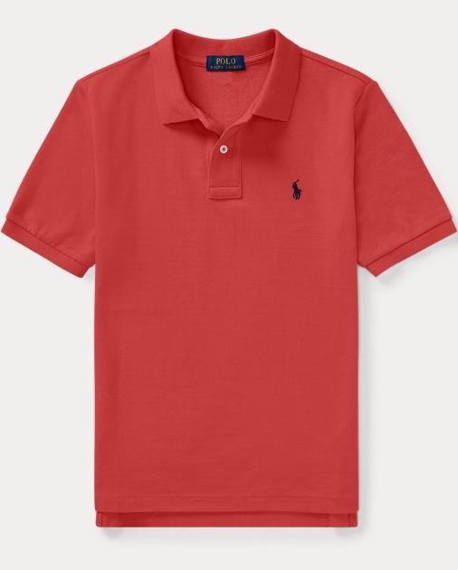 Super Cotton Mesh Polo Shirt QA78