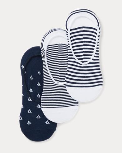 Boat No-Show Liner Sock 3-Pack