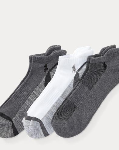 Athletic Low-Cut-Sock 3-Pack
