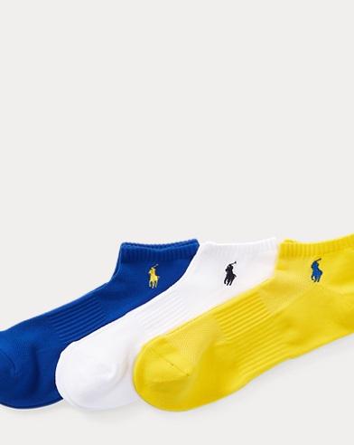 Tech Low-Cut-Sock 3-Pack