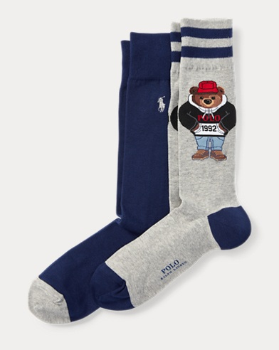 Millennial Bear Sock 2-Pack