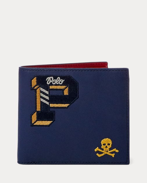 embroidered-leather-wallet by ralph-lauren
