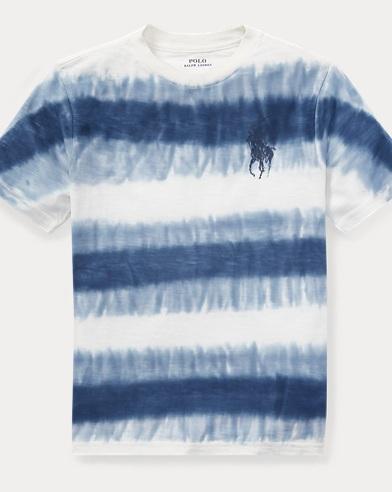 Tie-Dye Cotton Jersey T-Shirt
