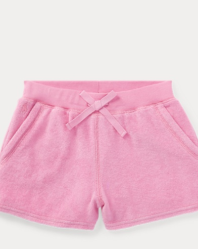 Cotton Terry Pull-On Short