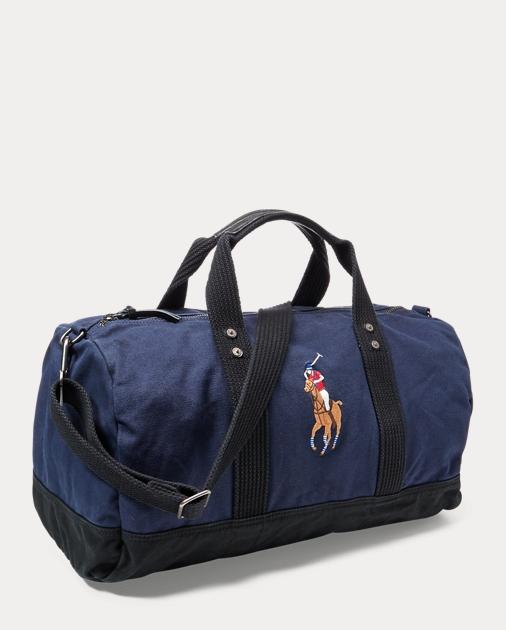 c988b12566 Canvas Big Pony Duffel Bag