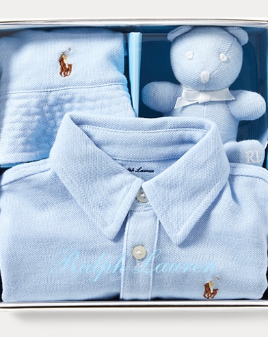 Shortall, Bear & Hat Gift Set