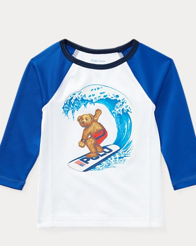 Surf Bear Rash Guard