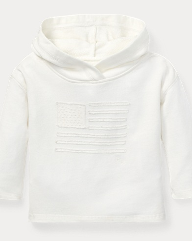 Flag French Terry Hoodie