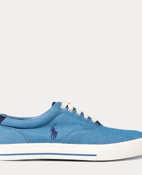 Vaughn Denim Low-Top Sneaker