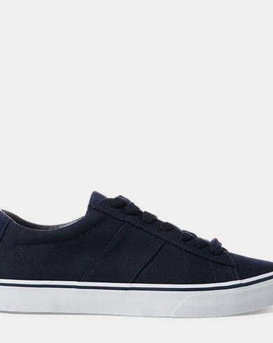 Sayer Canvas Low-Top Sneaker