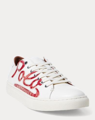 Jermain Calfskin Sneaker