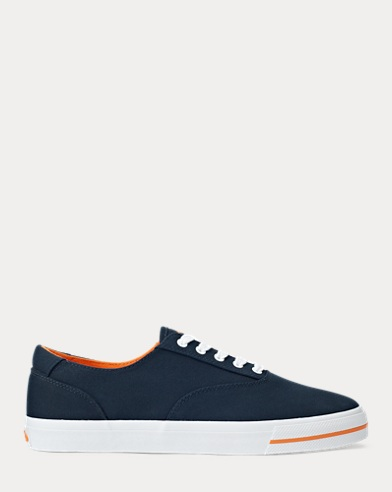 Canvas Low-Top Sneaker