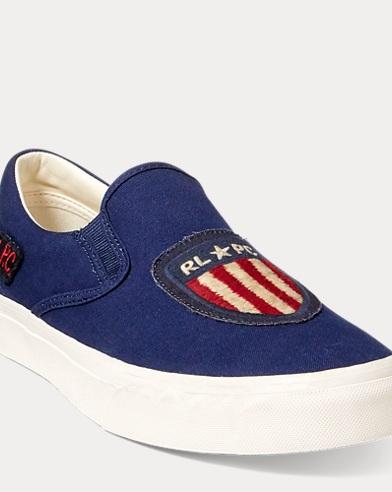 Thompson Patchwork Sneaker