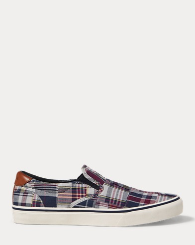 Thompson Madras Sneaker