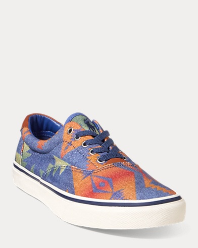 Thorton Twill Low-Top Sneaker