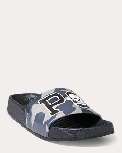 Cayson Camo Pool Slide Sandal